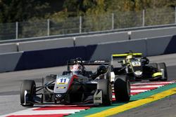 Тадасуке Макино, Hitech Grand Prix, Dallara F317 - Mercedes-Benz