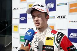 Podio: Callum Ilott, Prema Powerteam, Dallara F317 - Mercedes-Benz
