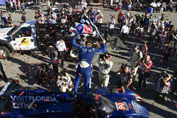 Ganador Renger van der Zande, Visit Florida Racing