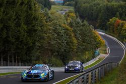 Hubert Haupt, Erik Johansson, Manuel Metzger, Yelmer Buurman, Black Falcon, Mercedes-AMG GT3