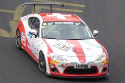Manuel Amweg, Frédéric Yerly, Toyota Swiss Racing
