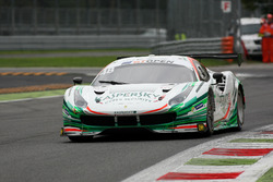 #48 Spirit of Race / Kaspersky Motorsport Ferrari 488 GT3: Alex Moiseev, Davide Rizzo