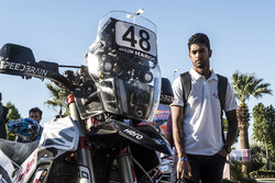 №48 Hero MotoSports Team Rally: Си-Эс Сантош