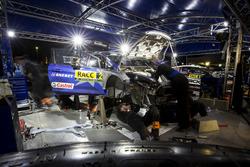 Машина Отта Тянака, Мартіна Ярвеоя, Ford Fiesta WRC, M-Sport