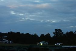 Автомобиль Audi R8 LMS GT3 №29 команды Land-Motorsport под управлением Коннора де Филиппи, Кристофера Миса и Шелдона ван дер Линде