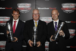 GTLM Champions Antonio Garcia, Gary Pratt, Jan Magnussen