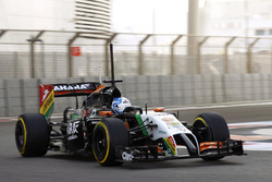 Jolyon Palmer, Force India VJM07