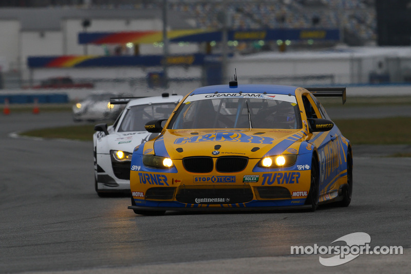 #93 Turner Motorsport BMW: Will Turner, Michael Marsal