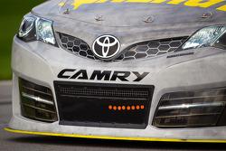 Clint Bowyer, Michael Waltrip Racing Toyota, voorkant