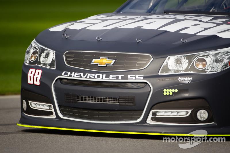 Dale Earnhardt Jr., Hendrick Motorsports Chevrolet, voorkant