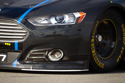 Carl Edwards, Roush Fenway Racing Ford, front end detail