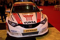 Honda BTCC car
