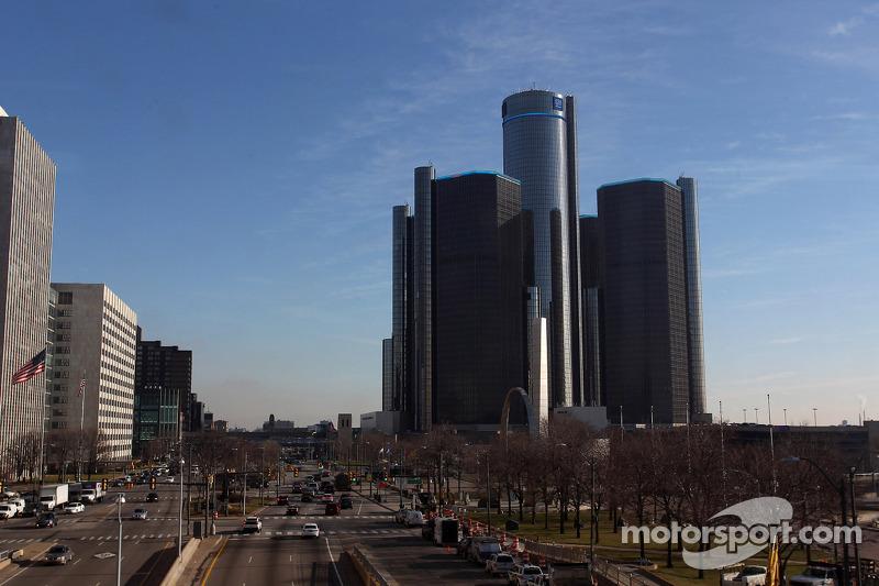 Меджународный североамериканский автосалон в Детройте, день 2.