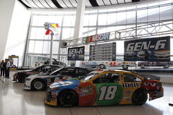 NASCAR Hall of Fame, Presentation Gen6 Car