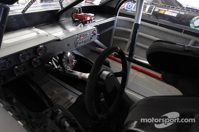 Cockpit van de Ford Fusion
