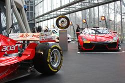 New Pirelli tires