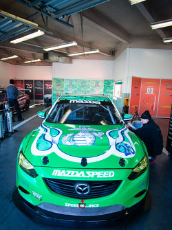 #25 Freedom Autosport Speedsource Mazda6 GX