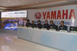 Yamaha presentation