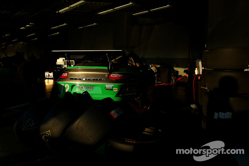 #72 Park Place Motorsports Porsche GT3