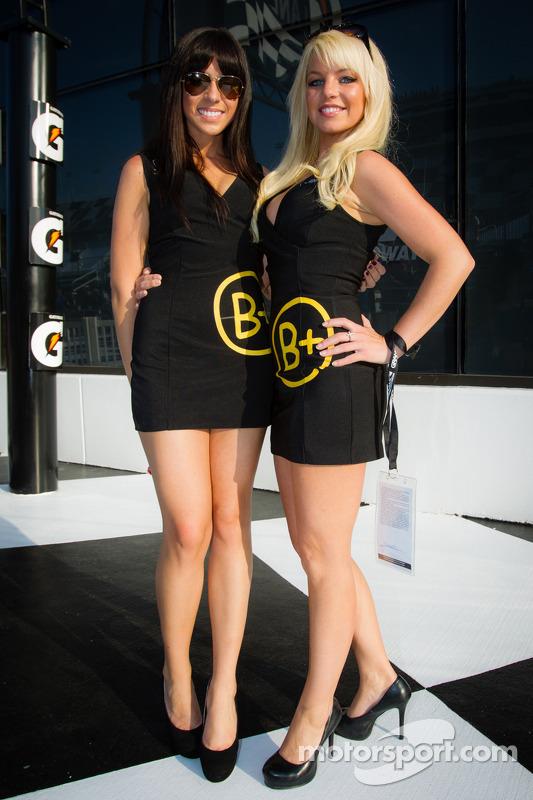 B+ girls
