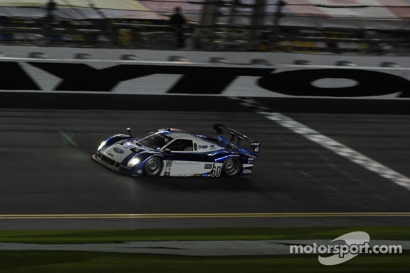 #60 Michael Shank Racing Ford Riley: Marcos Ambrose, John Pew, A.J. Allmendinger, Justin Wilson, Oswaldo Negri