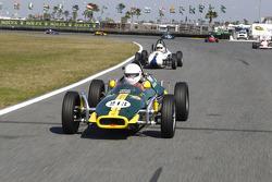 Demorunden von der Formula Vee