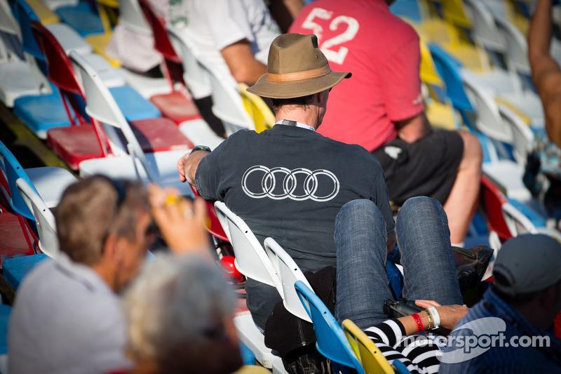 Een Audi-fan