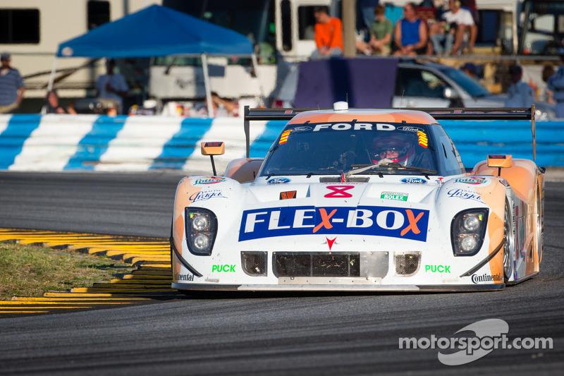 #8 Starworks Motorsport Ford Riley: Gaetano Ardagna, Jan Charouz, Brendon Hartley, Scott Mayer, Ivan Bellarossa