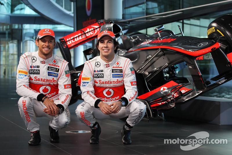 Llegada a McLaren, 2013