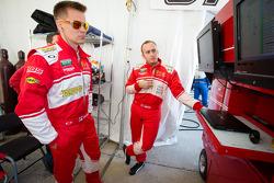 Toni Vilander e Jeff Segal