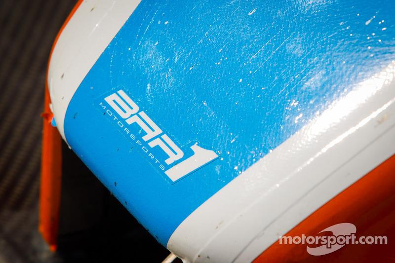 BAR 1 Motorsports Oreca FLM09 Chevrolet detail