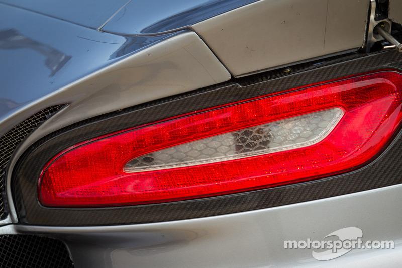 #91 SRT Motorsports SRT Viper GTS-R detail