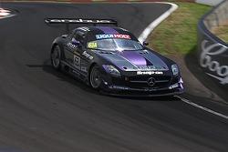 #63 Erebus Motorsport Mercedes SLS AMG GT3: Tim Slade, Lee Holdsworth, Peter Hackett
