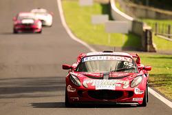 #62 Lotus Exige S: Robert Thomson, Laim Talbot, Romano Sartori