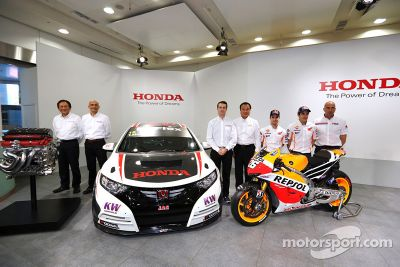 Repsol Honda 2013, presentación
