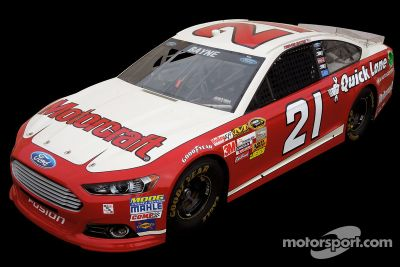 Wood Brothers Daytona 500 paint scheme