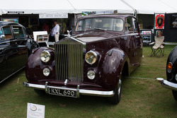 1949 Rolls-Royce Silver Wraith Hooper Design #8234