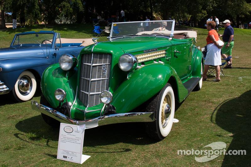 1935 Auburn Phaeton