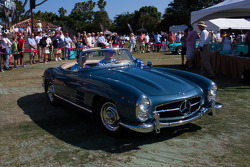 1960 Mercedes-Benz 300 SL Roadster/Coupe