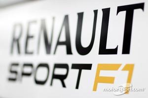 Renault Sport F1 logo