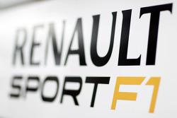 Logo de Renault Sport F1