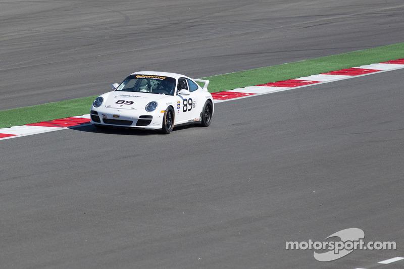 #89 Ranger Sports Racing Porsche 997: Barry Ellis, Jack Corthell, Fraser Wellon