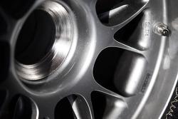 A wheel rim