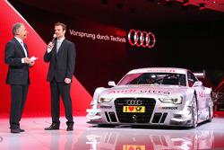 Jamie Green met Audi RS 5 DTM
