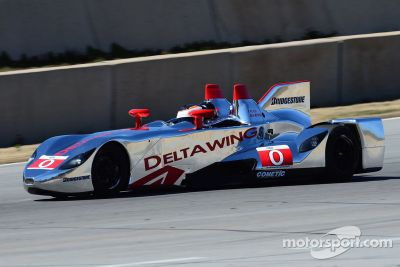 DeltaWing testing