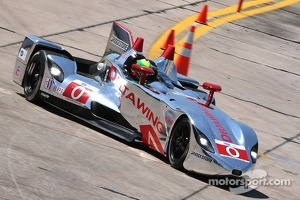 DeltaWing Racing Cars DeltaWing LM12 Elan is racing now in ALMS.