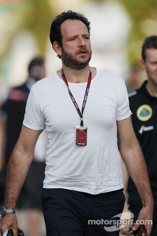 Matteo Bonciani, Delegado de Imprensa da FIA