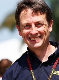 Ben Edwards, BBC TV Commentator