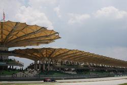 Марк Уэббер. ГП Малайзии, Субботняя тренировка.