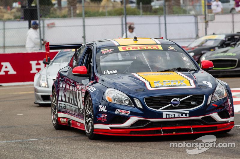 Alex Figge, Volvo S60, K-PAX Racing